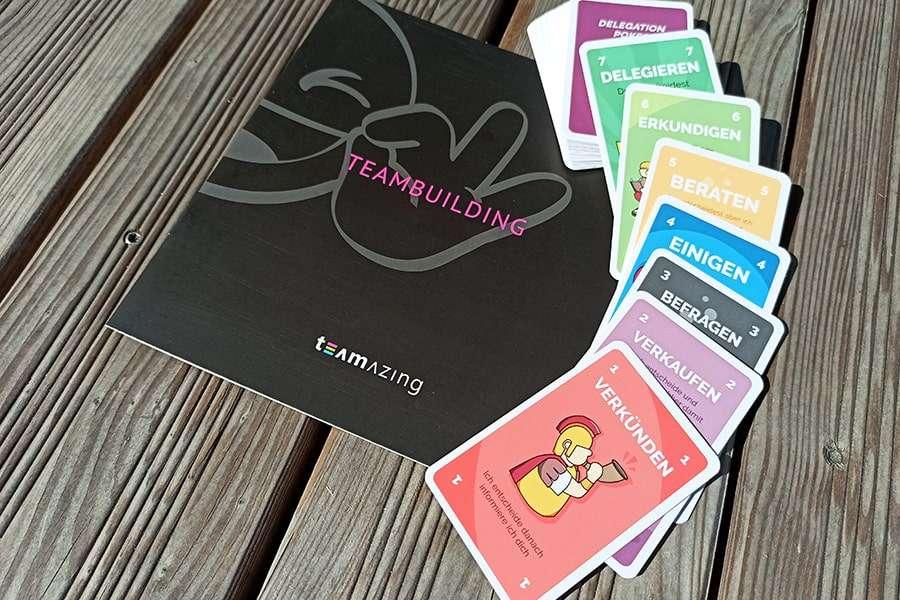 Delegation Poker Karten von teamazing