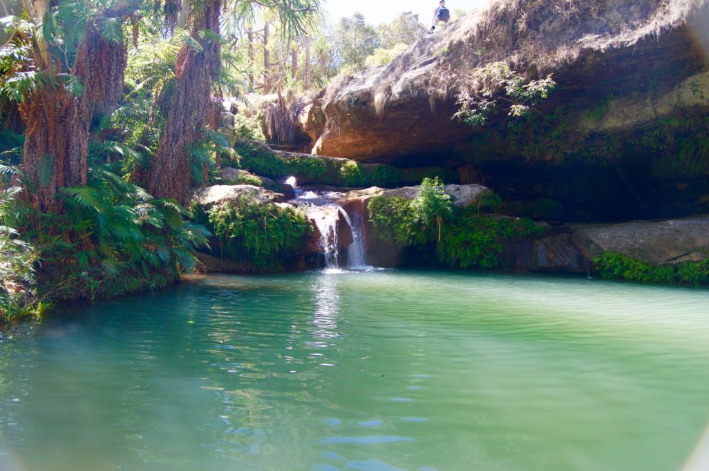 Piscine Naturelle Isalo National Park