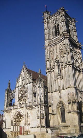 Eglise de Clamecy