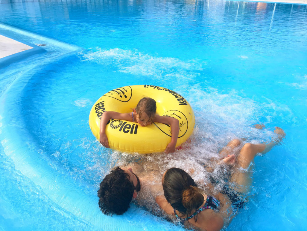 Piscine camping vacansoleil Grand Dague - Team Ballet