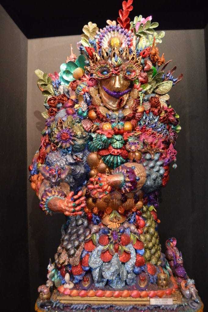 Sculpture Paul Amar