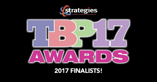 2017 Team-Based Pay Awards Finalists