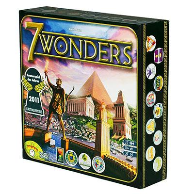 7 Wonders – Cover
