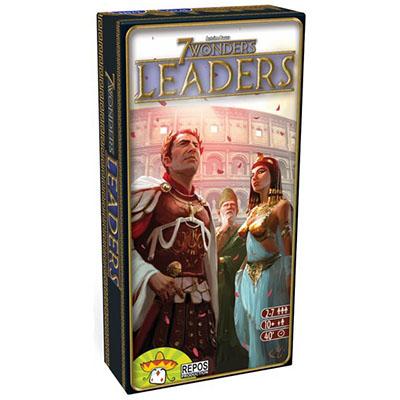 7 Wonders Leaders – Cover