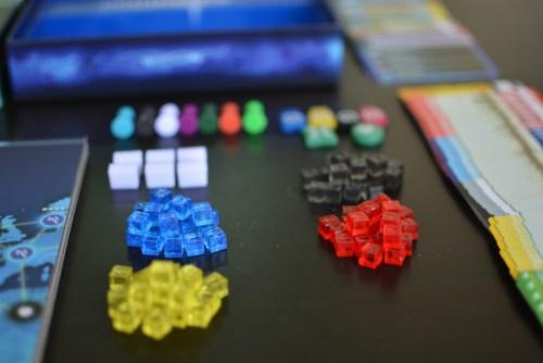 Pandemic – Cubes