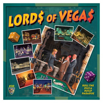 Lords of Vegas – Banner