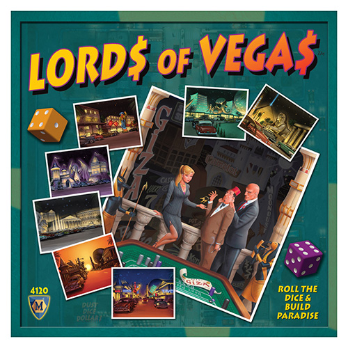 Lords of Vegas - Banner