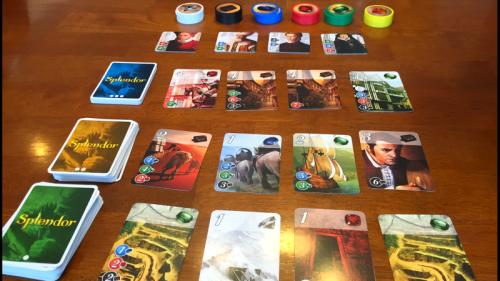 Splendor – Cards