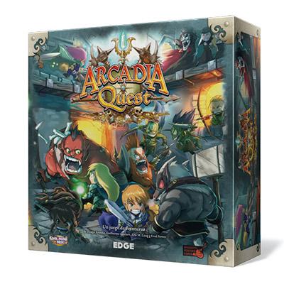 Arcadia Quest – Cover