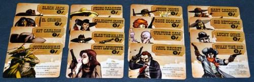 Bang Dice – Cards