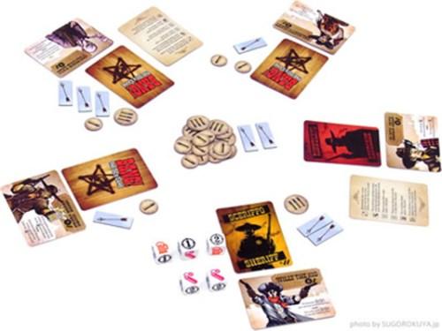 Bang Dice – Gameplay