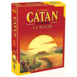 Catan 5th Edition 5-6 Player - Main