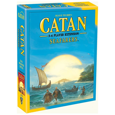 Catan Seafarers 5-6 Players – Cover