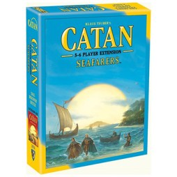Catan Seafarers 5-6 Players - Cover