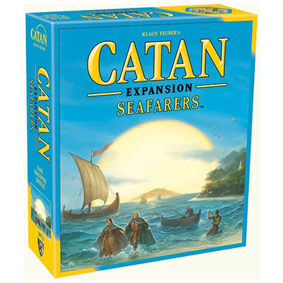 Catan Seafarers – Cover