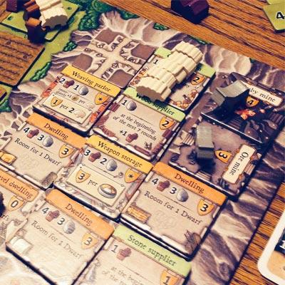 Caverna – Gameplay