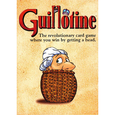 Guillotine – Cover