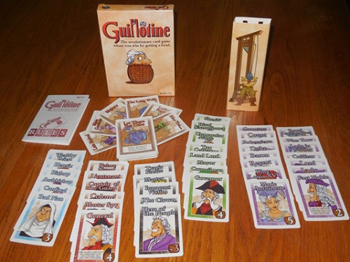 Guillotine – Overview