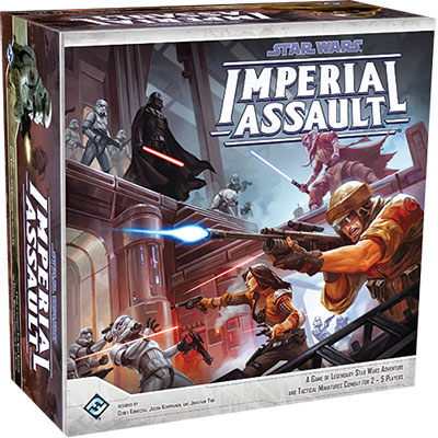 Imperial Assault - Cover