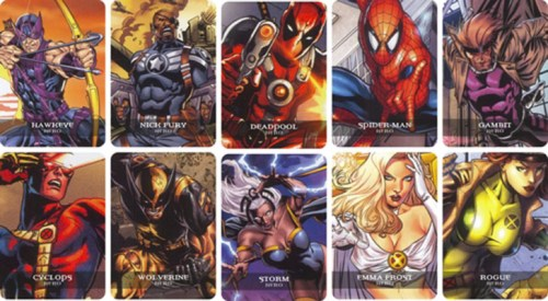 Legendary – Cards