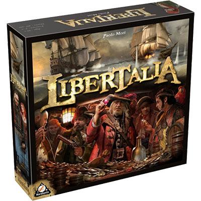Libertalia - Cover