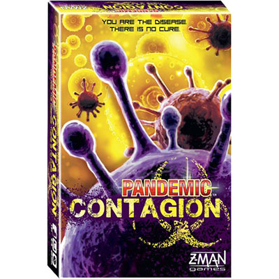 Pandemic Contagion – Full Cover