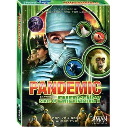 Pandemic State of Emergency - Full Cover