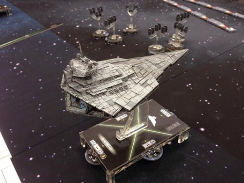Star Wars Armada – Zoomed View
