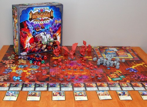 Super Dungeon Explore – Overview