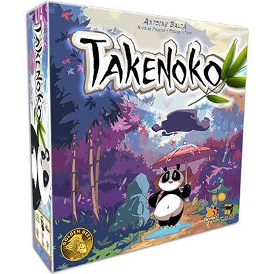 Takenoko – Cover