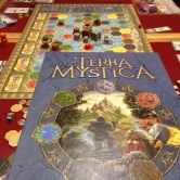 Terra Mystica – Box with board