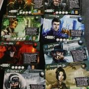 Titanium Wars - Cards
