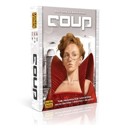 Coup - Cover