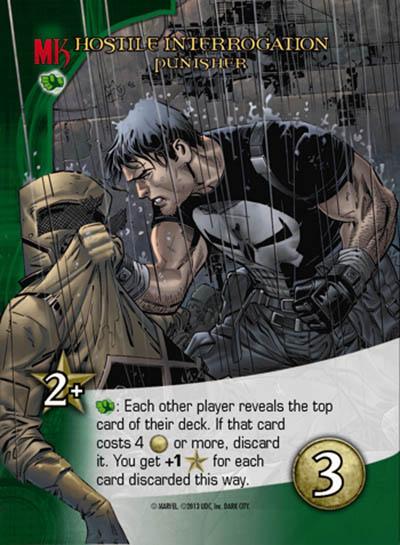 Legendary Dark City – Punisher