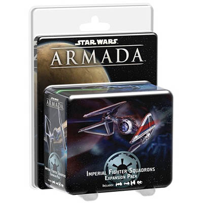 Armada Imperial Fighter - Cover