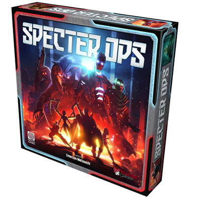 Specter Ops – Cover