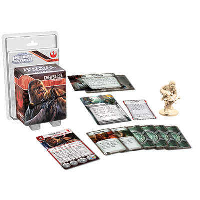 Star Wars Imperial Assault Chewbacca Ally Pack – Overview