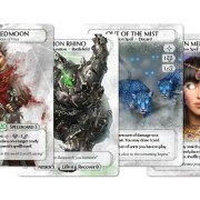 Ashes - Cards