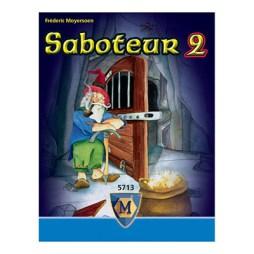 Saboteur 2 - Cover