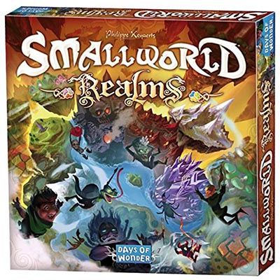 Small World Realms - Cover