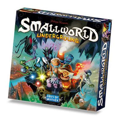 Small World Underground - Cover