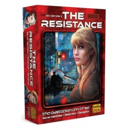 The Resistance 3rd Edition - Cover