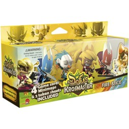 Krosmaster Arena - Fire & Ice Expansion Pack 1