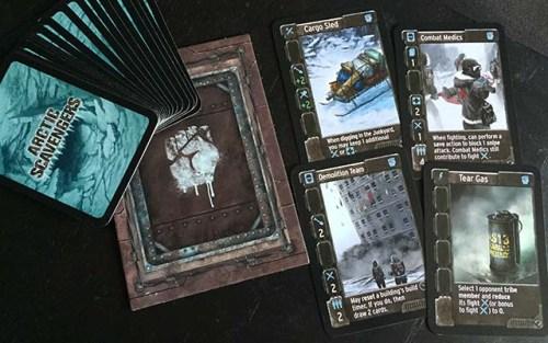Arctic Scavengers – Deck