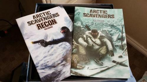 Arctic Scavengers – Rulebooks