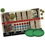 Blood Rage 5th Player Expansion - Components