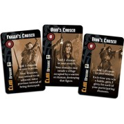 Blood Rage Mystics of Midgard - Upgrades