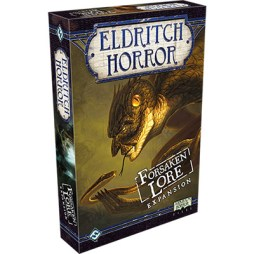 Eldritch Horror Forsaken Lore - Cover