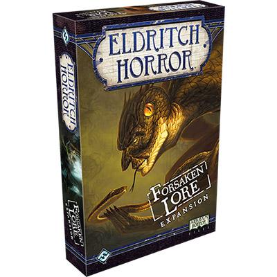 Eldritch Horror Forsaken Lore - Cover