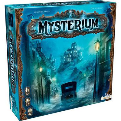 Mysterium – Cover